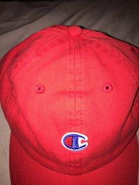 CHAMPION RED DAD CAP HAT Winnipeg, R2V