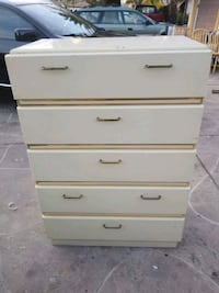 5 drawer chest dresser