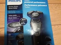black and gray Philips series 5000 turbo  Selkirk, R1A