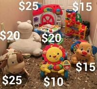 BABY TODDLER LEARNING TOYS STILL AVAILABLE!!