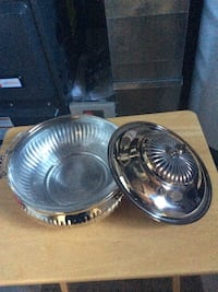 Silver plated serving bowl Hamilton, L9A 5J6