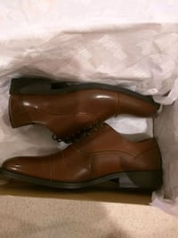 Mens formal shoes. Size 7.5M Fairfax