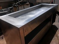 Steel Cold Food Serving Station Pearl City, 96782