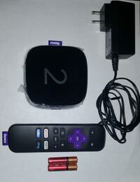 Roku 2 TV box with remote CHANDLER