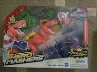 Hero Mashers Jurassic World  Belton, 29627