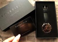 Rosefield Watch (Leather Strap) Markham, L3S 3S1