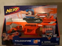 brand new nerf falcon fire