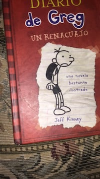 diary of a wimpy kid book in spanish Silver Spring, 20903
