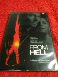 From Hell DVD Portland, 97214
