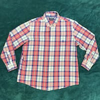 Chaps Ralph Lauren plaid dress shirt. XL Virginia Beach, 23452