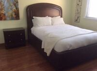 Queen bedroom set and mattress  New Tecumseth