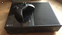 Xbox one 500gb with White controller  Norfolk, 23517