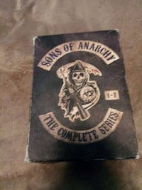 Sons of Anarchy Complete Series Bethlehem
