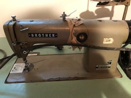 Sewing machine brother