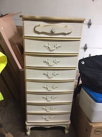 French Provincial Lingerie Chest Ottawa