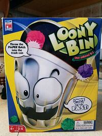 Loony Bin Game Lakeville, 02347