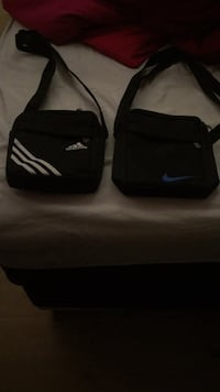 Nike og addidas side bag for 300kr nye Oslo, 1188