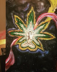 Mary jane mother earth original painting  Gainesville