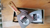 "Red Devil 4""  Flexible Blade Taping Knife  $2 each Shreveport, 71104"