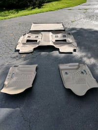 2015 Chevrolet Suburban all weather floor mats.  Waterford, 20197