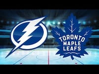 LEAFS TICKETS VS TAMPA BAY 4x  Toronto