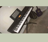black and white electronic keyboard Ashburn, 20148