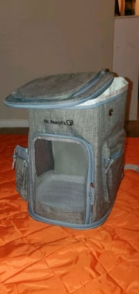 Mr. Peanuts Pet Carrier-Backpack Knoxville