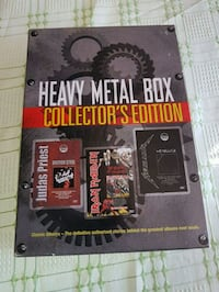 Heavy metal box