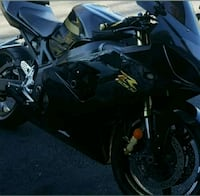 2005 GSXR 600 the motorcycle has been rebuilt from Woodbridge, 22191