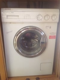 white Samsung front-load washer Mesa, 85205