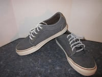 Vans Chukka Low Pro Skate Shoes - (Denim) Grey - S Winnipeg