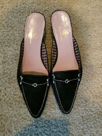 Like New! Cole Haan Suede Mules(Size 7) Milford Mill, 21244