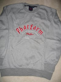 LOTS OF 5 MEN'S PHAT FARM, TRIPLE FIVE, ESPRIT SWEATSHIRT Toronto