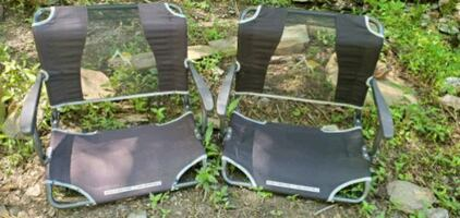 REDUCED! GCI Stadium Chairs