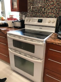 Maytag range with double oven  North Miami, 33181