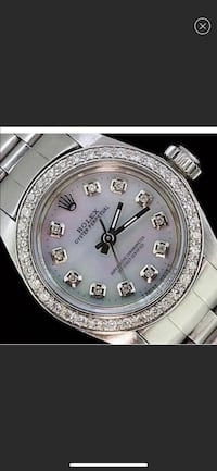Women's Rolex Perpetual Mother of Pearl Vintage Houston, 77041