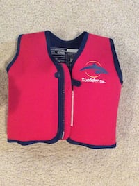 Never used Toddler life jacket Fairfax, 22033