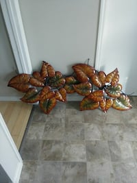 Wrought Iron leaves Charlotte, 28269