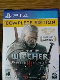 The Witcher Wild Complete Edition Hunt PS4  Phoenix, 85027