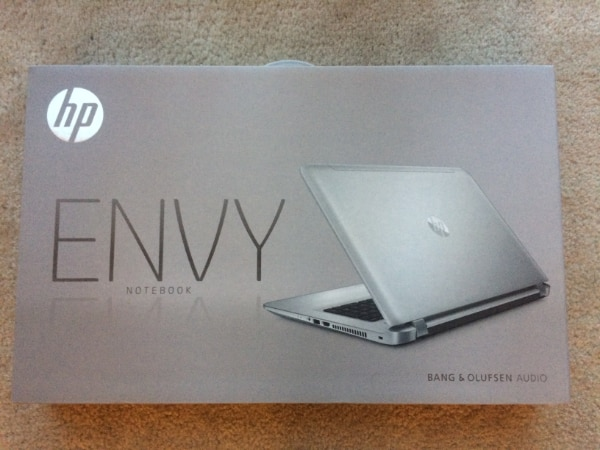 HP ENVY NOTEBOOK - UNOPENED - i7 Processor