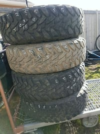 LT255/85R16 TOYO OPEN COUNTRY M/T Calgary, T3G 5W3