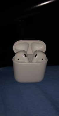 Apple Airpods (Charger comes free)