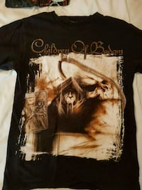 children of bodom band shirt Laval, H7T 1L2
