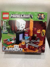 Lego minecraft  (new in sealed box) Hamilton, L8J 2V5