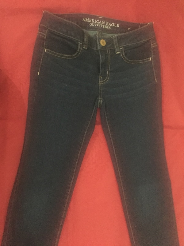 271fd35a3a0c2c Used Blue american eagle denim jeans for sale in Perris - letgo