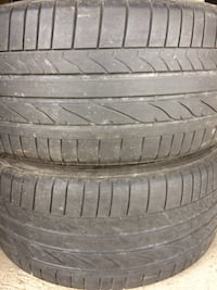 Gomme 255/35/18