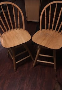 Matching Solid Wood Chairs Virginia Beach, 23464