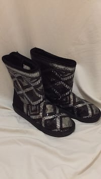 Justice - black and silver sequins. size 6 New Smyrna Beach, 32168