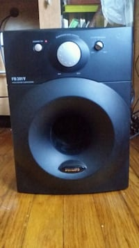 Philips Powered Subwoofer