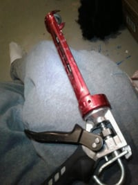 red and black corded power tool Red Deer, T4P 2L3
